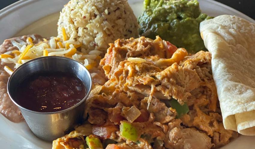 Chicken Machaca